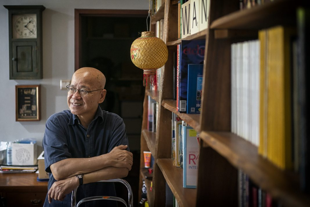 Dr William Wan, 73, serves a community of ex-offenders and their families to overcome discrimination and successfully reintegrate into society through his work as the chairman of Prison Fellowship Singapore. Since Covid-19, he has helped his beneficiaries cope with the loneliness and mental stress from their isolation in their one-room rental flats.