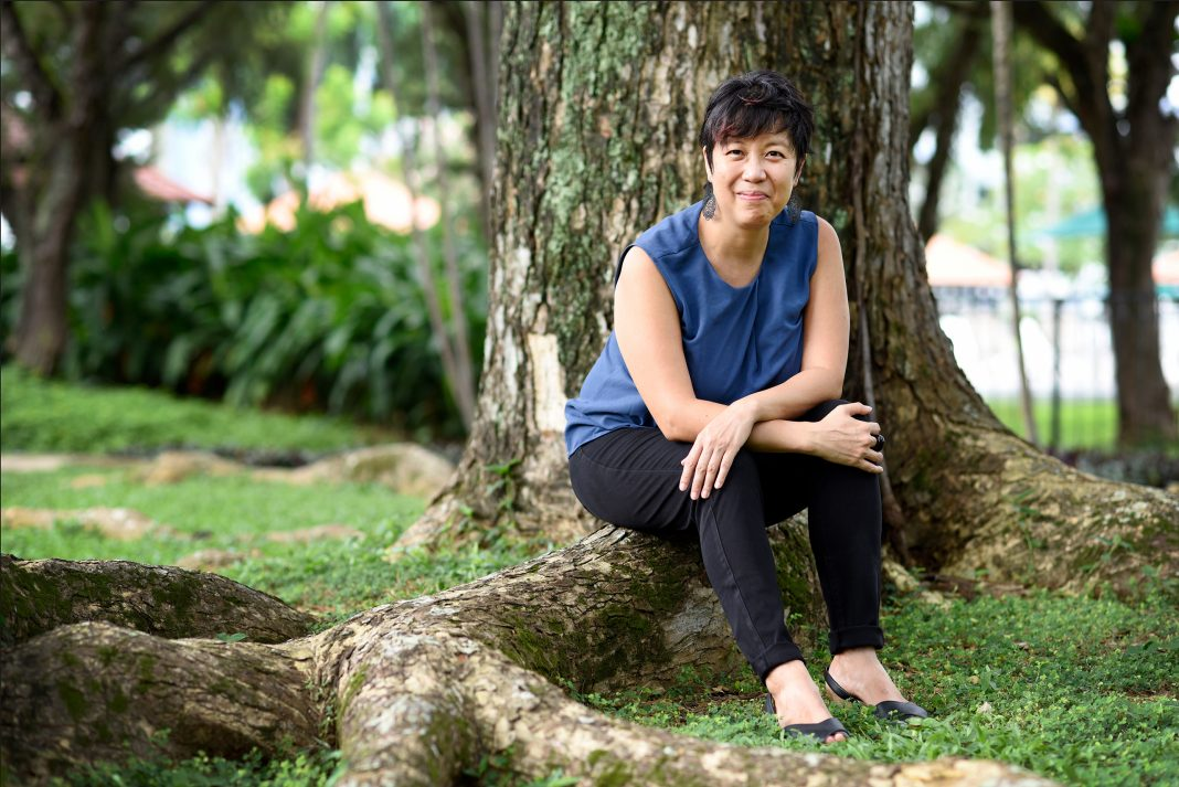 Ms Eleanor Yap, founder of Ageless Online