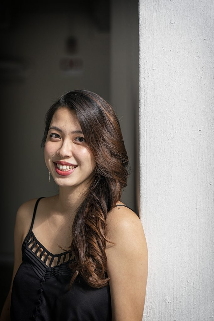 Ms Jewel Yi, CMSC