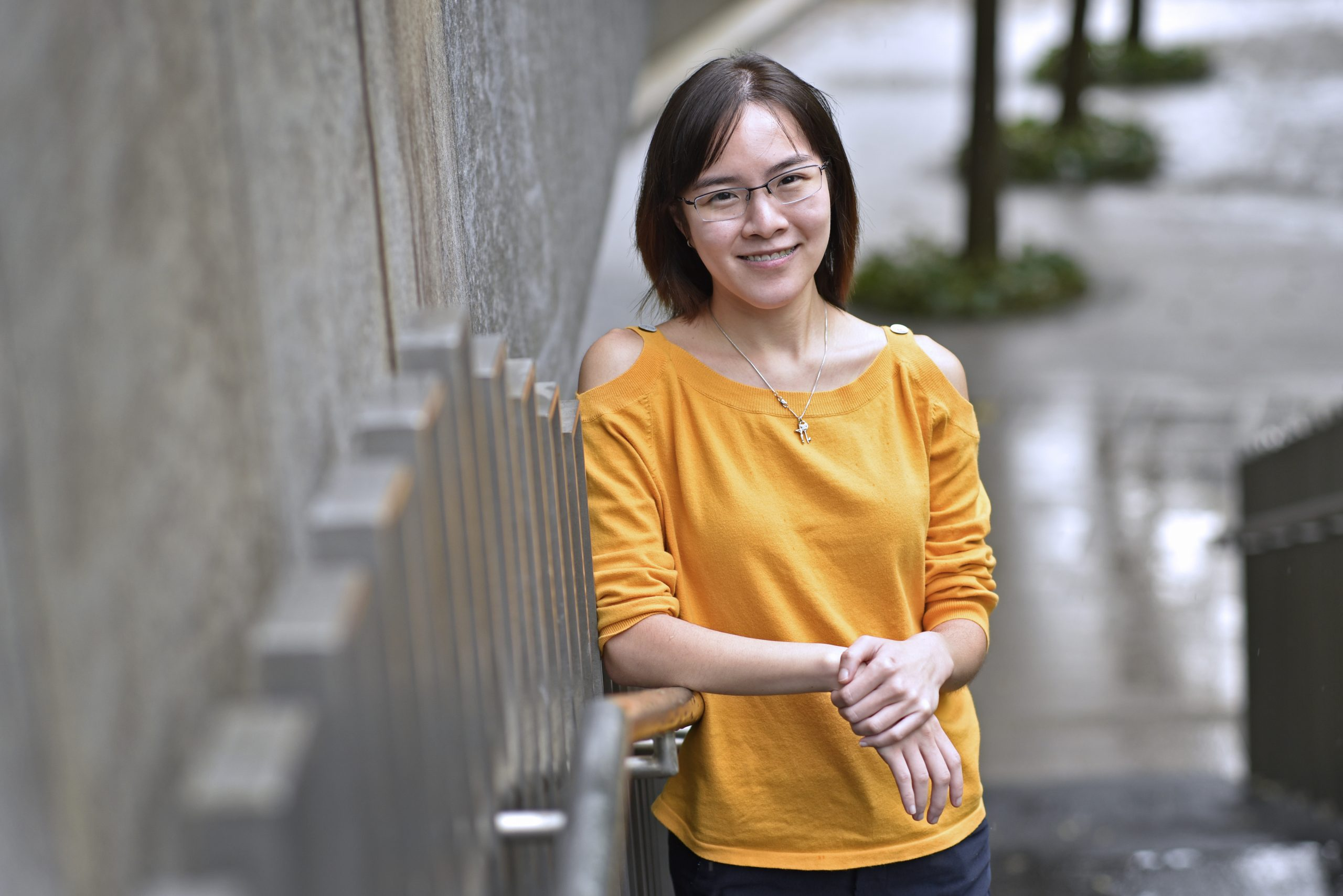 Profile of Anne Neo, founder of The Giving Collective.