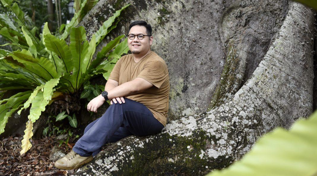 Benjamin Tay, executive director, PM Haze
