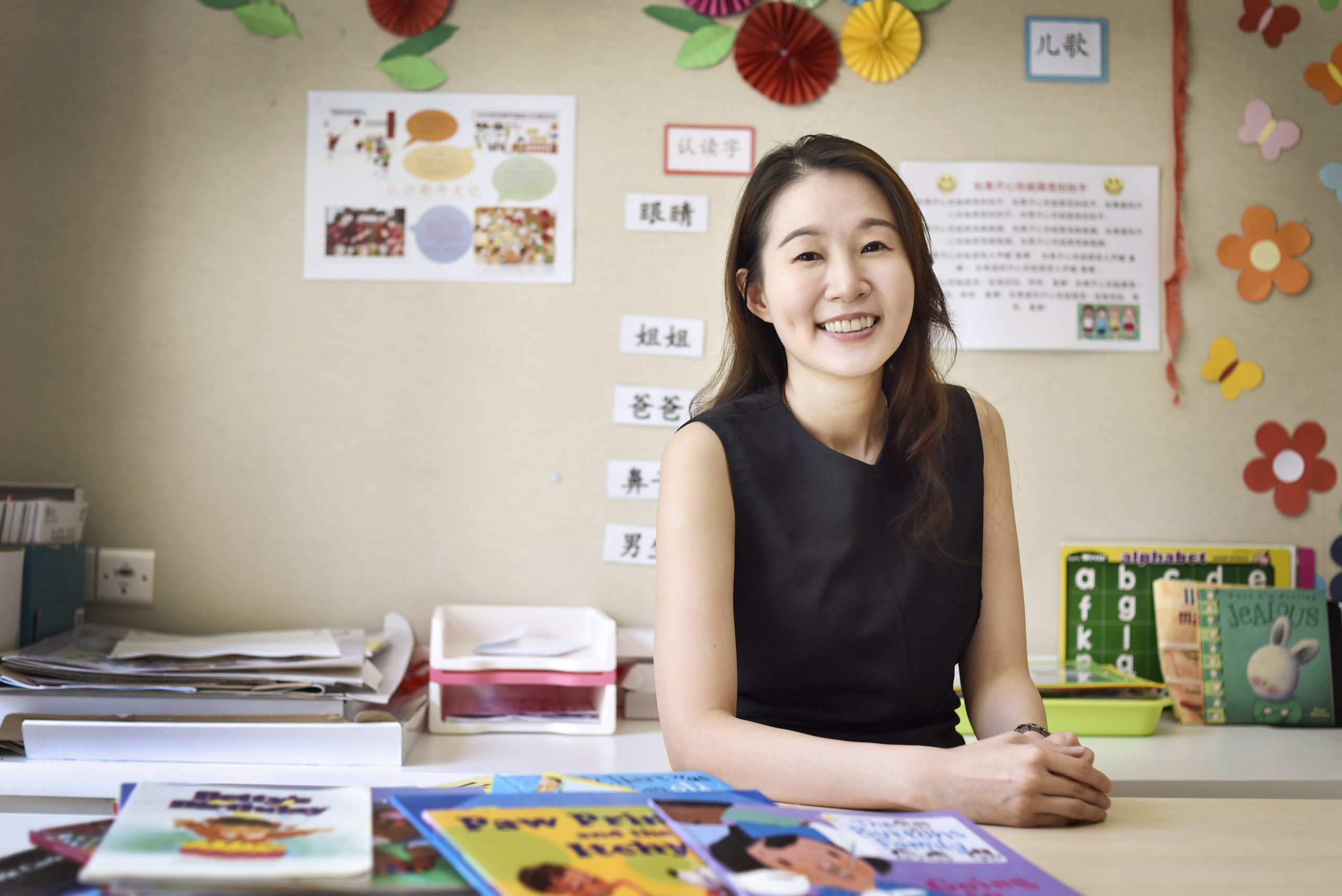 Ms Peng Hai Ying, appointed the CEO of Children's Cancer Foundation (CCF) in June last year, has seen a rise in the number of people who are keen to volunteer with CCF.