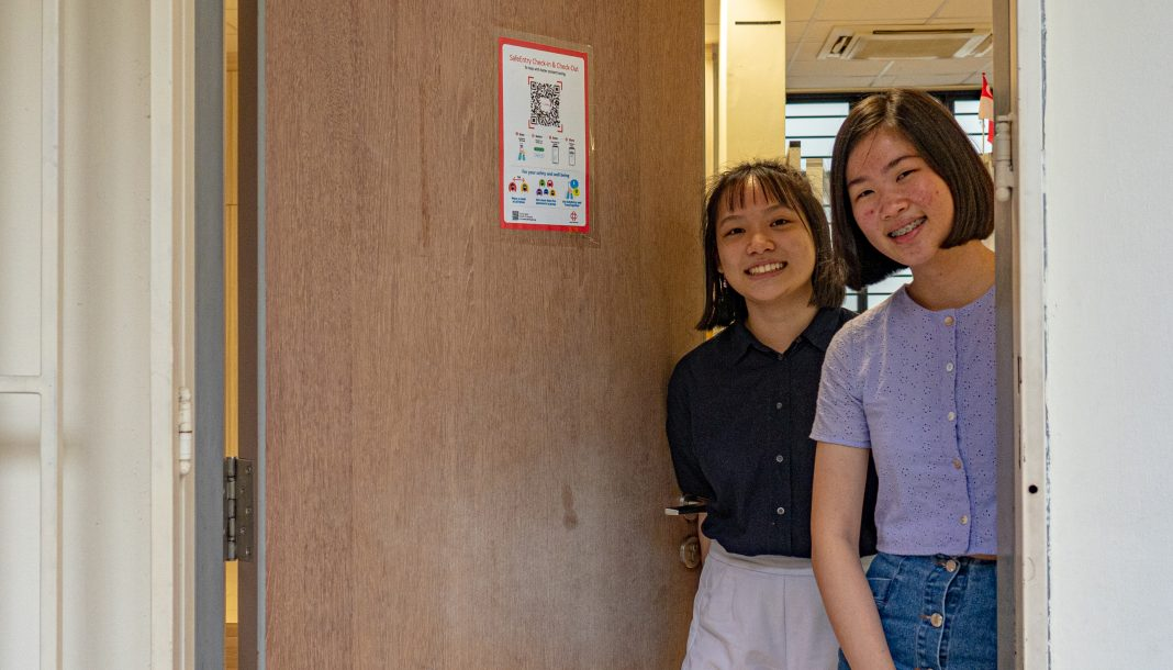 While most of their peers sought temporary jobs over the December school holidays last year, Ms Joyce Tong and Ms Christabel Ng, both 17, found greater purpose in volunteering and instead. The pair took the initiative to run extra tutoring sessions (with games and badminton afterwards) for three girls in the Chai Chee community as part of KidzCare @ Kembangan-Chai Chee's 'Homework Club' programme.